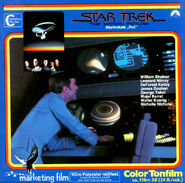 Cover Star Trek The Motion Picture, Super 8 (German 3-reel edition, part 2)