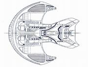 D'Kora class refined ventral view concept