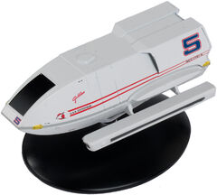 Eaglemoss Galileo Shuttlecraft
