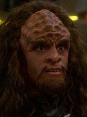 Klingonischer Offizier 1 auf DS9 2375