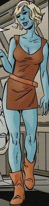 Leonard McCoy, frontier doctor, Theela
