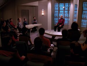 Picard in interrogation room