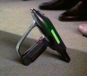 Romulan disruptor pistol
