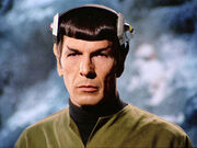 Spock wearing neural stimulator 2