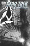 Star Trek Ongoing, issue 25 RI