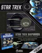 Star Trek Shipyards Starfleet Ships 2151-2293 model edition