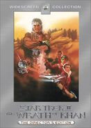 Star Trek The Wrath of Khan Special Edition DVD cover (Region 1)