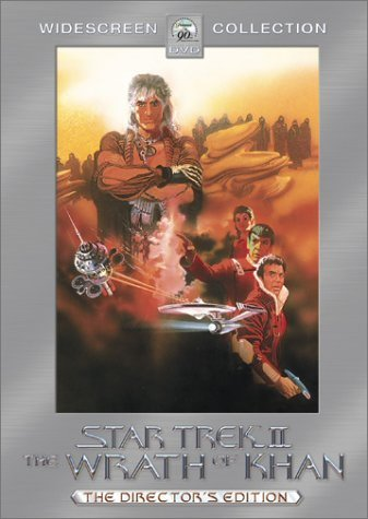 Star Trek The Wrath of Khan Special Edition DVD cover (Region 1)