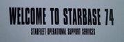 Starfleet Operational Support Services sign