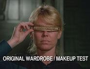 Susan Duchow Kostüm- und Make-Up-Test