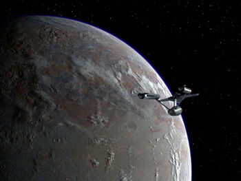 Alfa 177 from orbit