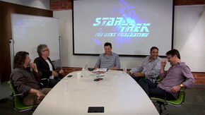 Inside the Writers Room TNGS3
