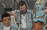 Leonard McCoy, frontier doctor, Duncan McCoy et Theela