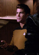 Observation lounge security officer, 2367