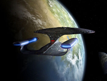 Peliar Zel II from orbit