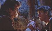 Saavik et Spock PonFarr en 2285