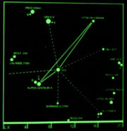 Spaceflight Chronology starchart 1