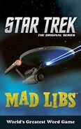 Star Trek Mad Libs cover