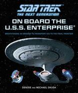 Star Trek The Next Generation - On Board the USS Enterprise, Carlton