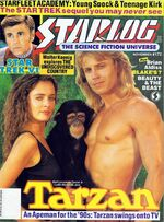Starlog issue 172 cover