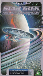 TNG 2.2 UK VHS cover