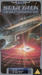 TNG 3.7 UK VHS cover