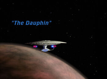 The Dauphin title card