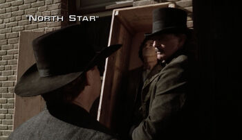 North Star title card