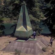 Amerind Preservers obelisk