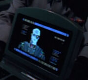 Borg in voyager database