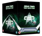 Deep Space Nine Complete 2014 DVD cover