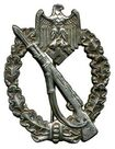 German Infantry Assault Badge