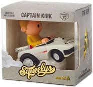 Hallmark Squeelys Captain Kirk