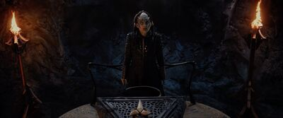 L'Rell declares herself Mother