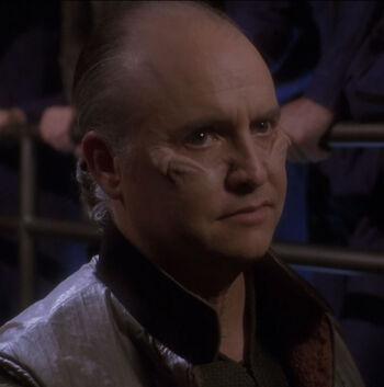 Tagrim aboard <i>Enterprise</i>
