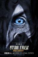 Star Trek Discovery Season 1 Saru poster