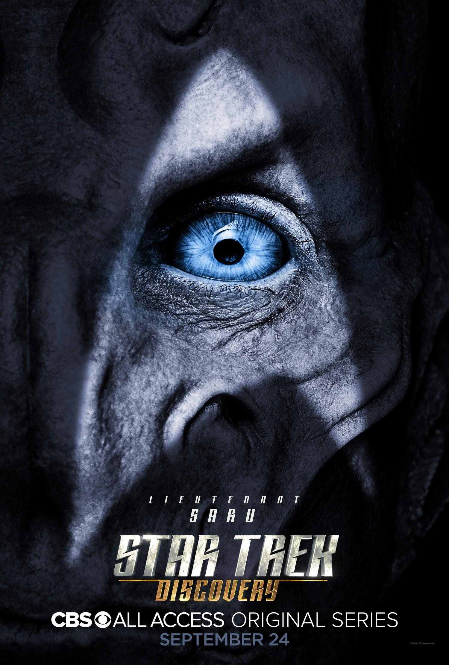 FileStar Trek Discovery Season 1 Saru Poster