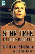Star Trek Memories 1994 German cover