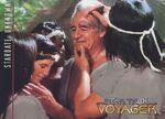 Star Trek Voyager Season Two Trading Card 125