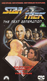 TNG vol 34 UK VHS cover