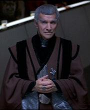 Vulcan ambassadorial robes