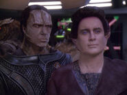 Weyoun 7 and Damar