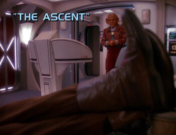 The Ascent title card
