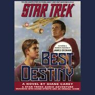 Best Destiny audiobook cover, digital edition
