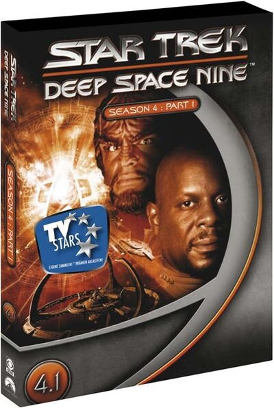 DS9 Staffel 4-1 DVD