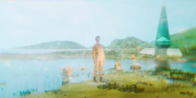 Michael Burnham auf Mond von Andoria