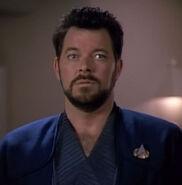 Odan in Riker