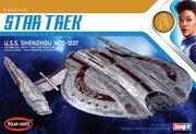 Round2 PolarLights Model Kit USS Shenzhou NCC-1227 Snap 1-2500 2019