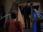 Sisko genehmigt Kiras Mission