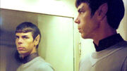 Spock double Tom Morga